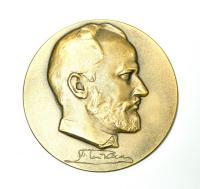 Настольная медаль 125 лет со дня рождения П.И. Чайковского
