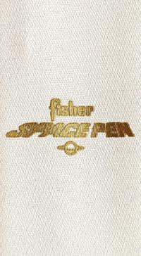 Неграфитный химический карандаш Fisher Space Pen.