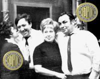 Юрий Никулин и Михаил Шуйдин, министерство культуры СССР «Союзгосцирк» плакат 1964 год.
