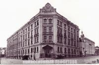 общежитие для студентов императорского технического училища 1902 год.