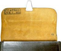 Офицерский планшет ВС СССР 1968 год.