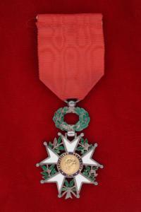 орден почётного легиона, франция XX век.