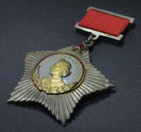 орден Суворова I степень