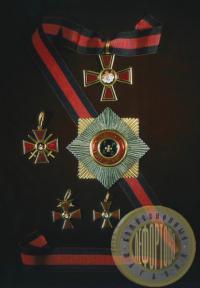 Орден святого Владимира, фотограф Рахманов Н.Н.