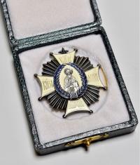 Орден Святого благоверного князя Даниила Московского III степени.
