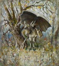 картина «ослик Яша»