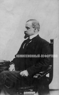 открытое письмо «Сенкевич Генрик» до 1917 года.