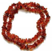 ожерелье из янтаря