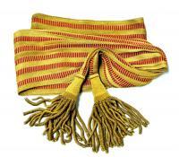 Парадный офицерский пояс-шарф до 1917 года.