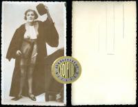 почтовая карточка Еклер, эротика до 1917 года