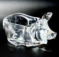 Поросёнок Baccarat / Baccarat Crystal Animals Франция.