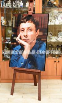 портрет Олег Даль, фотограф Шерстенников Л.Н. 1980 год.