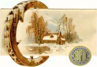 рекламная карточка кондитерская «Флей» в Москве Кузнецкий мост д. Третьякова, до 1917 года