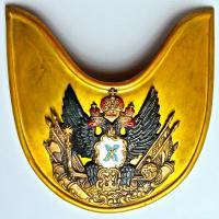 русский офицерский шейный знак