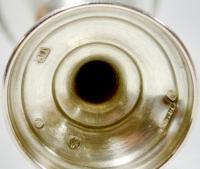 рюмка, серебро 84 пробы до 1917 года.