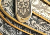 ложки столовые и чайные серебро 875 проба