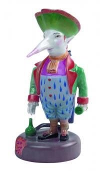 скульптура «Крысенок-пьяница» ифз
