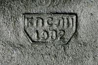 скульптурная группа Джигитовка лезгин касли, период ссср 1982 год.