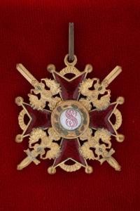 орден Св. Станислава III степени