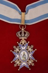орден Святого Саввы II класс