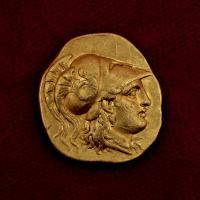 Статер Александр III Македонский 317-311 гг до н.э. Вавилон