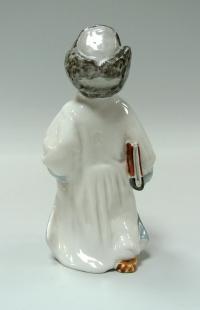 статуэтка «Филлипок» лфз, период ссср 1950 гг.