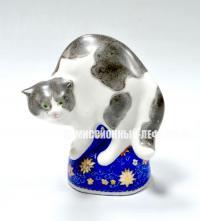 статуэтка «кот Манул» гфз-лфз 1938-1941 гг.