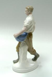 статуэтка «Крестьянин Сеятель» германия бавария, середина XX века.