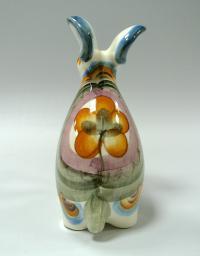 статуэтка «Мамонтёнок» зик конаково, период ссср 1975-1980 гг.