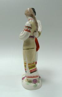статуэтка «Наречена» полонне зхк, украина период ссср 1973-1991 гг.