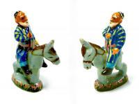 статуэтка миниатюра «Ходжа Насреддин», период узбсср.