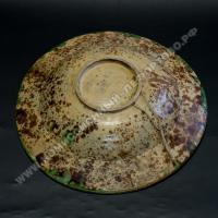 тарелка настенная декоративная, село Испик, лезгины XVII век.