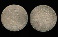 торговый доллар 1897 года, Великобритания