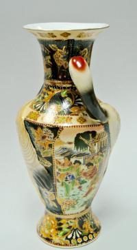 ваза «Цапли», китай 1980 гг.