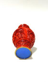 ваза декоративная, китай синьхуа 1950 гг.
