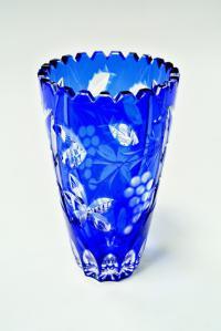 ваза для цветов марки Nachtmann, серии Traube.