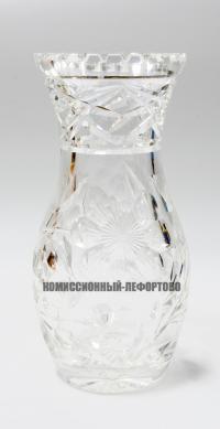 ваза хрустальная, период ссср 1960 гг.