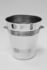 ведро для охлаждения шампанского, период ссср 1970 гг.