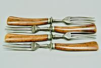 вилки с ручкой из рога, Сидоров, Российская империя до 1917 года.
