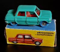Запорожец ЗАЗ-966 1:43 СССР 1970 гг.