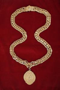 знак мировой судья с цепью, 20 ноября 1864 год