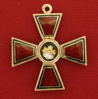 знак ордена святого Владимира